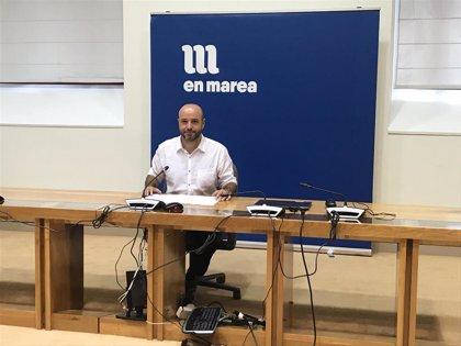 """Villares (En Marea) ve posible una """"cooperación leal y horizontal"""" con el partido de Errejón en Galicia"""