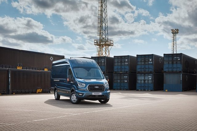 Ford Transit de dos toneladas
