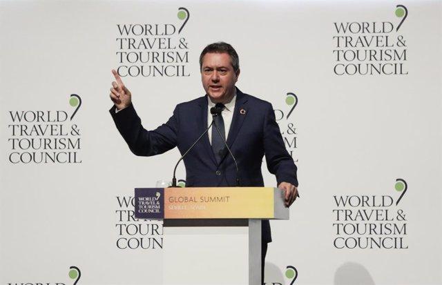 Sevilla.-Espadas participa en la cumbre mundial de acción climática de Nueva Yor