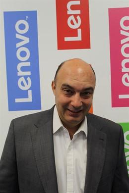 Rafael Herranz, director de Lenovo DCG Iberia