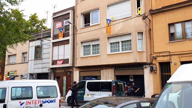 """España.- Fiscalía califica de grupo terrorista a los detenidos de los CDR y dice que ya tenían """"objetivos seleccionados"""""""