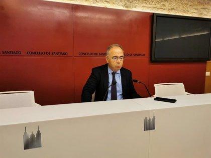 """El Ayuntamiento de Santiago reafirma su """"apuesta"""" por la USC, pero """"no se opone"""" a la universidad privada de Abanca"""