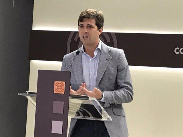 Ramón Celma, diputado del PP en las Cortes de Aragón