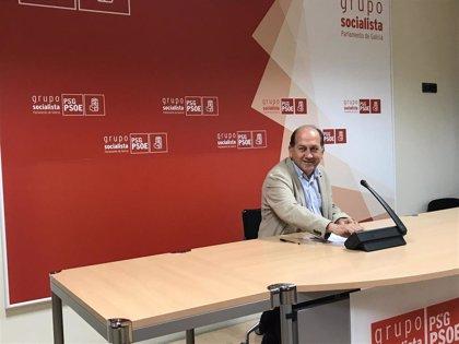 """El PSdeG avisa de que la división del voto en la izquierda solo sirve para """"dar más rifas a la derecha"""""""