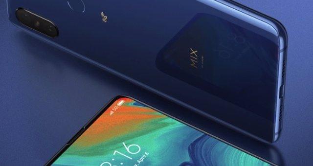 Xiaomi Mi MIX Alpha tendrá una cámara de 100 megapíxeles