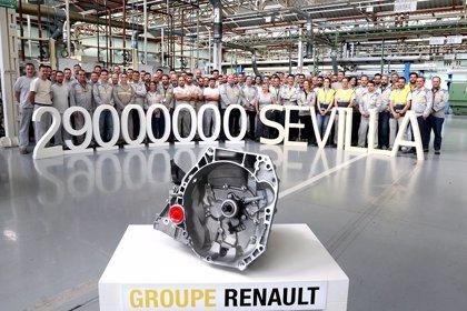 Renault plantea suprimir turnos de noche en Sevilla con una posible pérdida de 80 empleos