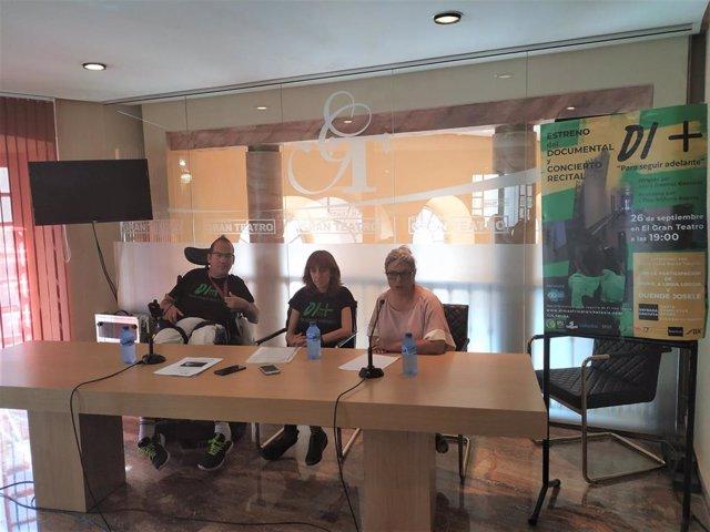 El Gran Teatro acoge el estreno del documental sobre Dimas Viudas