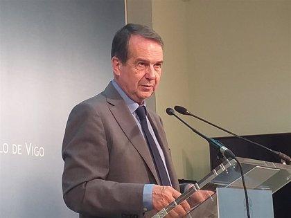 """Abel Caballero valora los 100 primeros días de su cuarto mandato: """"Vigo va a velocidad de la luz"""""""