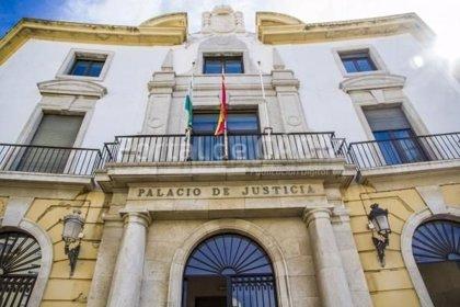 El número de condenados en Andalucía crece un 2,2 por ciento en 2018 con respecto al año anterior