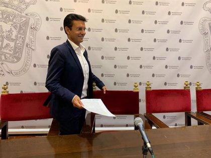 """Cuenca (PSOE) tacha de """"ridículo nacional"""" la situación del gobierno de Granada, que """"carece de proyecto"""""""