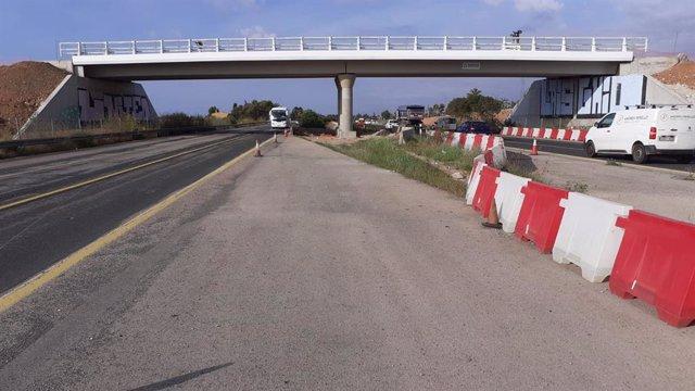 Nueve puente de Lloseta