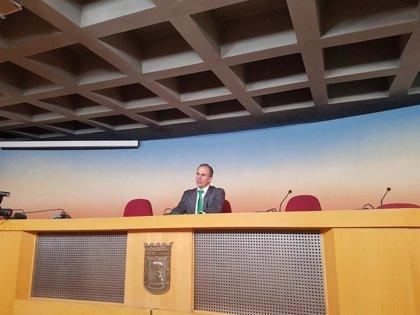 """Ortega Smith cree que Más Madrid cae en los """"personalismos"""" al anteponer sus batallas internas al interés general"""