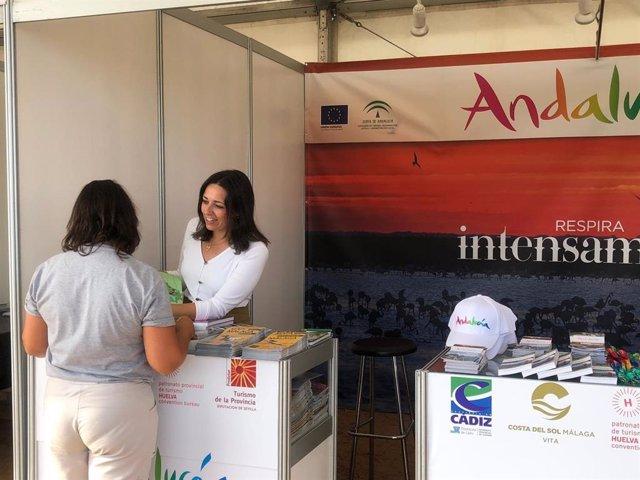 Huelva participa en la Delta Birding Festival de Tarragona.