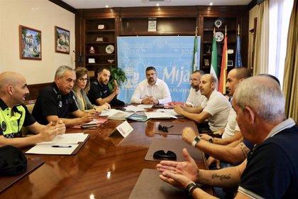 Mijas (Málaga) creará protocolos específicos de actuación ante la presencia de VTC en el municipio