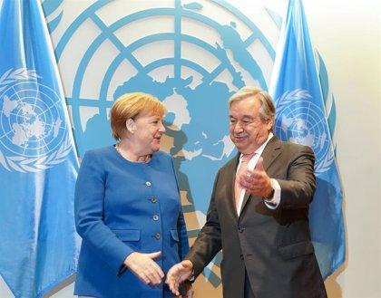 """Guterres llama a ser ambiciosos frente al cambio climático: """"El precio más alto es no hacer nada"""""""