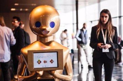"""Grupo ADD lanza el primer """"Robot Social"""" español, plug&play 100% y con inteligencia artificial"""