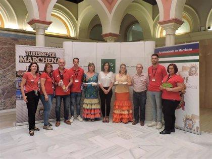 Turismo.-Ayuntamiento de Marchena promociona el municipio ante el Día Mundial del Turismo