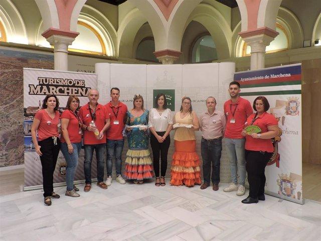 Promoción del Ayuntamiento de Marchena