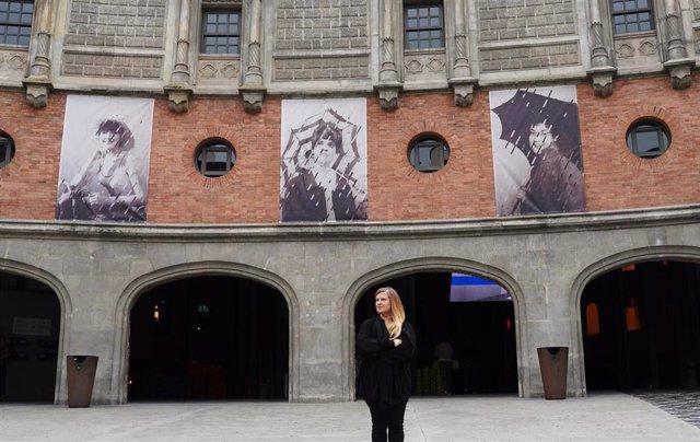 La artista Susana Blasco