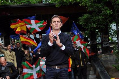 """EH Bildu reconoce su """"error"""" y retirará la propuesta que exigía a PP, Cs y Vox no usar el territorio vasco en campaña"""