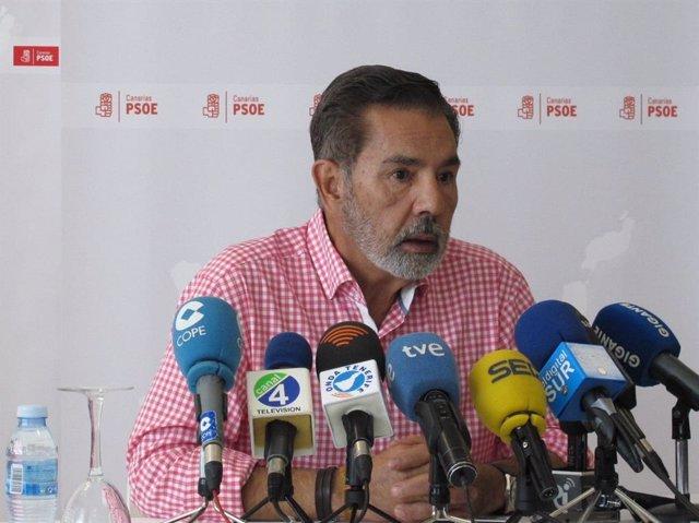 José Miguel Rodríguez Fraga, alcalde de Adeje y presidente de la AMTC