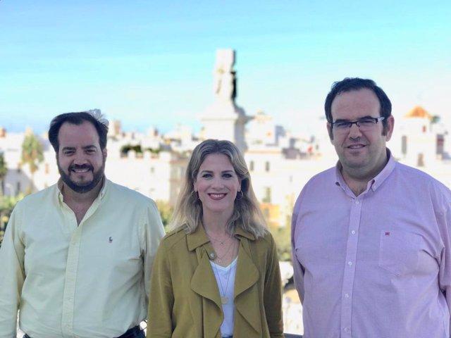 Np, Foto Y Audio Reunión Ana Mestre Alcaldes La Barca Y Estella