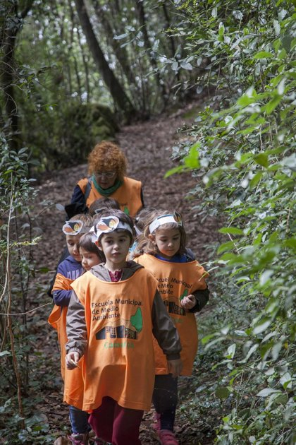 La Escuela de Medio Ambiente de Camargo ofrece a los centros educativos una docena de propuestas este curso