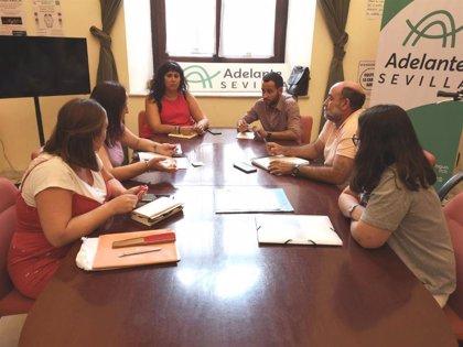 """Adelante Sevilla plantea """"sospechas de enchufismo"""" en la contratación del personal de los de talleres de distrito"""