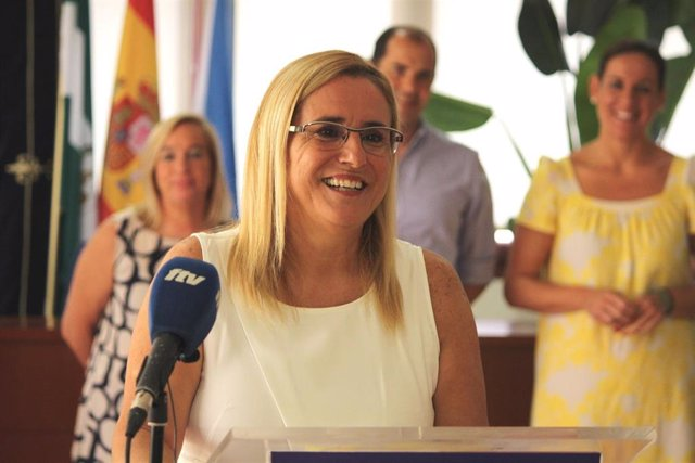 La alcaldesa de Fuengirola, Ana Mula