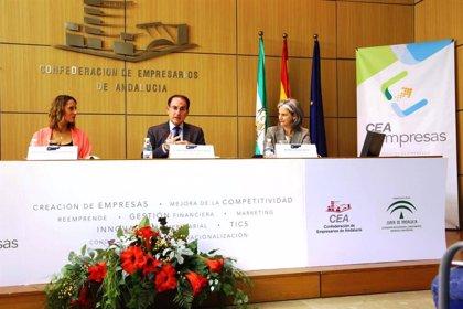 González de Lara pide impulsar la cultura del emprendimiento pese a la  mejora de la creación de empresas