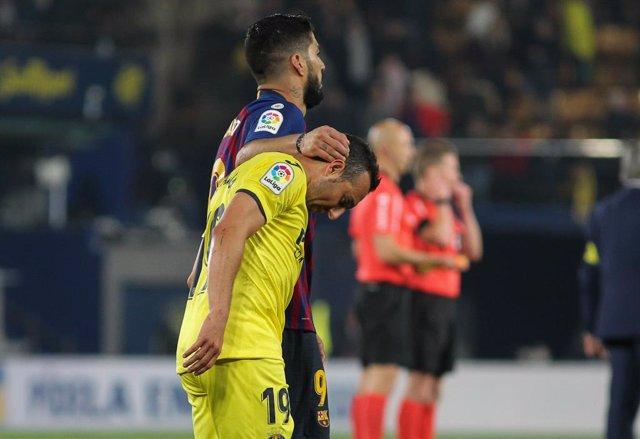 Fútbol/Primera.- Previa del FC Barcelona - Villarreal CF