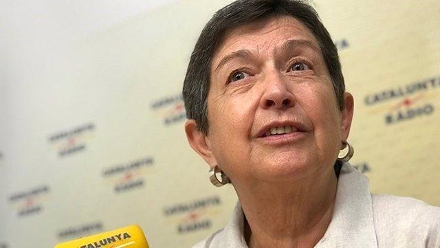 La delegada del Govern central, Teresa Cunillera