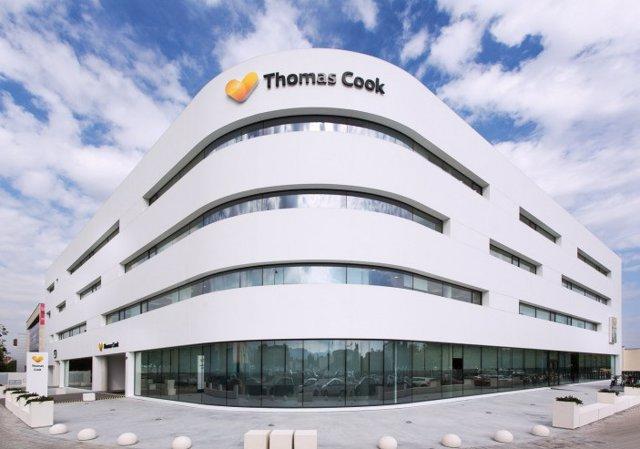 Una de las sedes de Thomas Cook