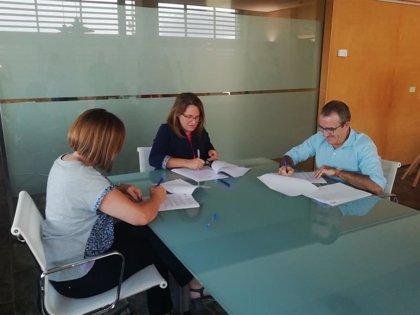Firman el acuerdo para crear la Oficina de Impulso de la Estrategia Menorca 2030