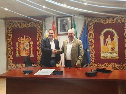 El PSOE y Cs alcanzan un acuerdo para un gobierno conjunto en Bormujos