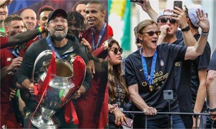 Jürgen Klopp y Jill Ellis, mejores entrenadores del año en los 'The Best'
