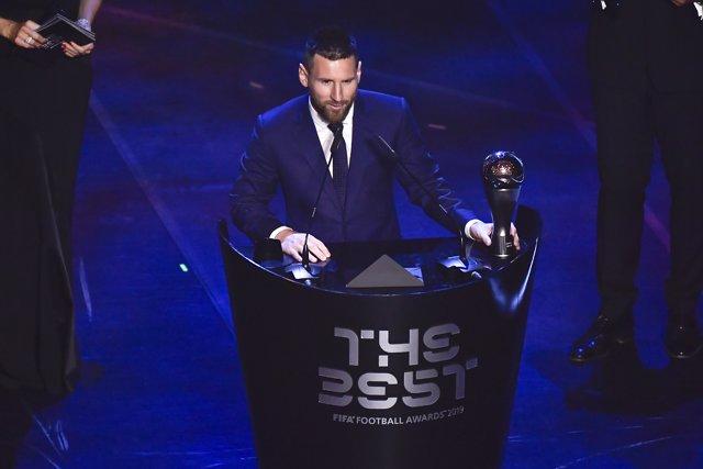 The Best FIFA Football Awards 2019 in Milan