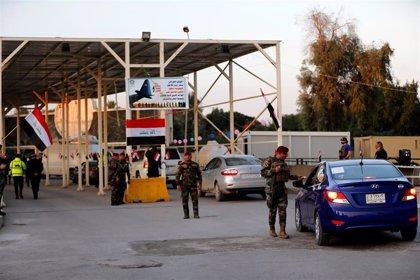 Dos cohetes caen sobre la Zona Verde de Bagdad sin causar víctimas