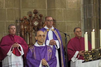 Omella presidirá este martes la misa de la Mercè, a la que no acudirán concejales de BComú