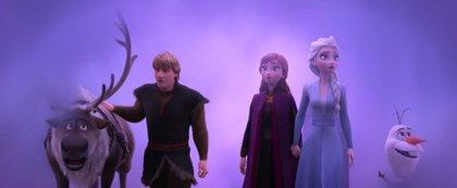 Nuevo y revelador tráiler de Frozen 2
