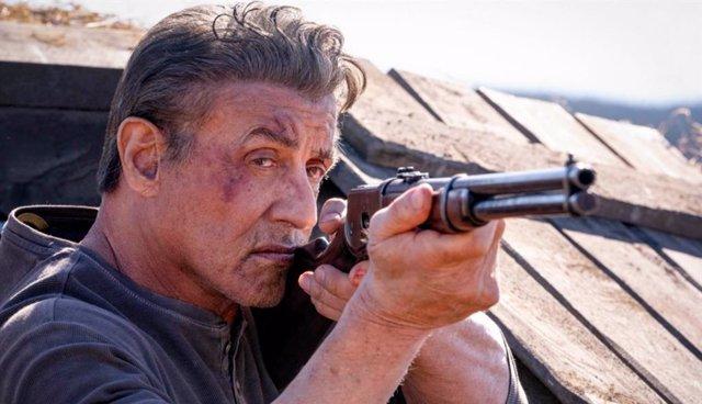 Imagen de Sylvester Stallone en Rambo: Last Blood