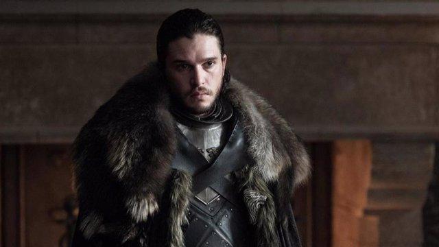 Imagen de Kit Harington como Jon Snow en Juego de Tronos