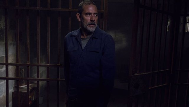 Imagen de Negan en The Walking Dead
