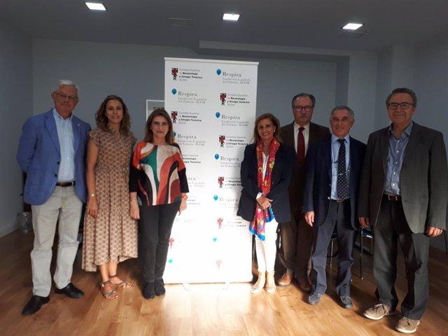 SEPAR y SENP acuerdan colaborar en iniciativas para mejorar la salud respiratoria de los niños