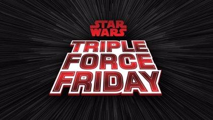 Los protagonistas de Star Wars calientan motores para el Triple Force Friday