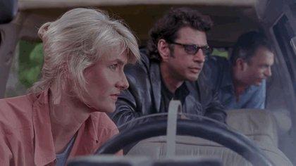 Laura Dern, Sam Neill y Jeff Goldblum estarán en Jurassic World 3