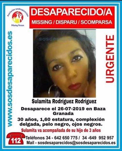 Denuncian la desaparición de una madre con su hijo de tres años en Baza (Granada)