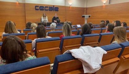 """Cecale y la Junta ponen en marcha un curso de formación para ayudar a mujeres directivas a """"romper el techo de cristal"""""""