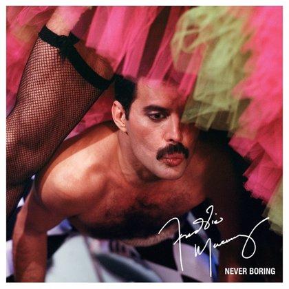 La caja definitiva de Freddie Mercury