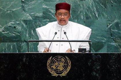 El presidente de Níger pide en la ONU una coalición internacional contra el terrorismo en el Sahel